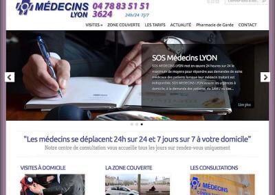 SOS médecins Lyon