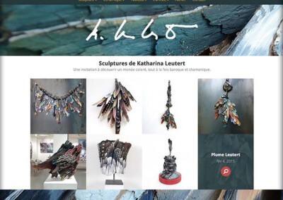 Katharina Leutert artiste